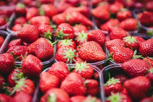 Embalaža za jagode aktualna predvsem v času sezone