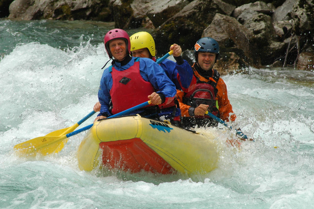Rafting, Hydrospeed and the Gear you will Need