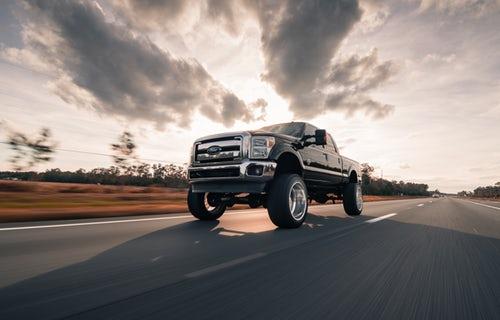 Ford je znamka v avtomobila, v katerega se lahko hitro zaljubimo
