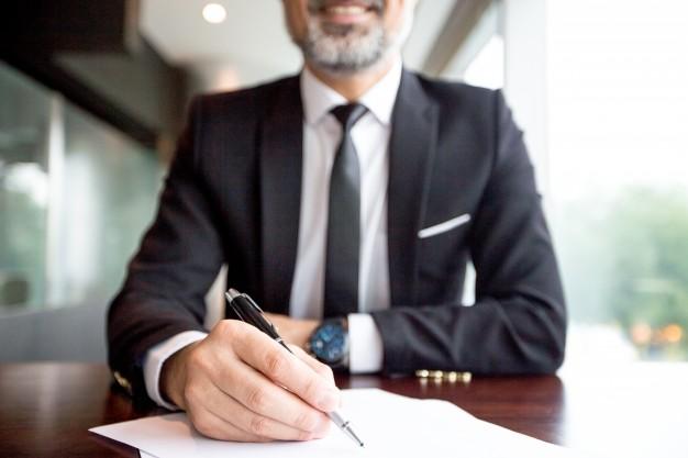 Pregled poslovanja podjetja je nujno za dobro poslovanje z drugim podjetjem