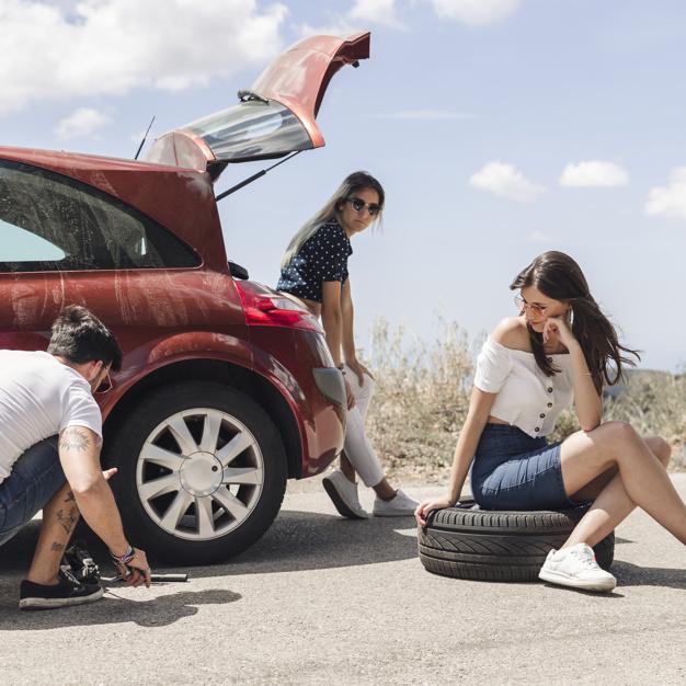 Kupovanje avtomobilskih pnevmatik