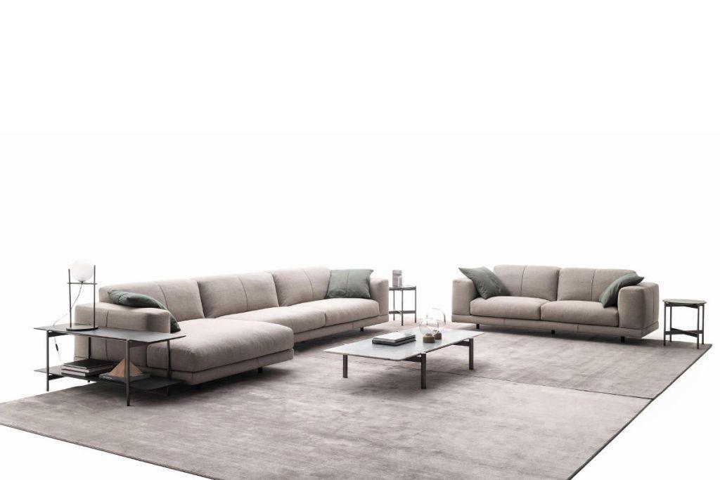 Moderne sedežne garniture dajo našemu prostoru izvrsten izgled