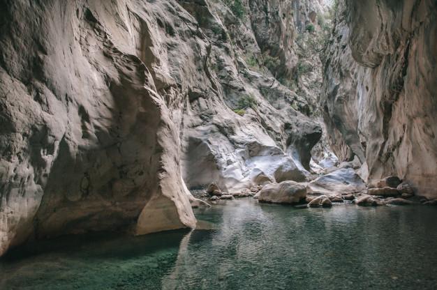 Canyoning Slovenia, canyoning Bovec Slovenia