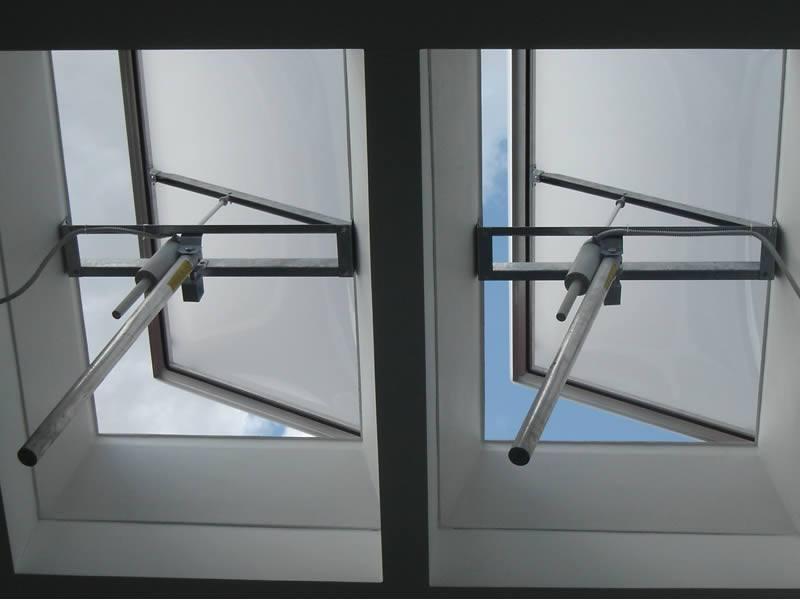 Strešne kupole iz polikarbonatnega stekla