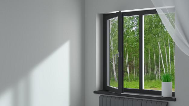 Materiali za izdelavo pvc oken