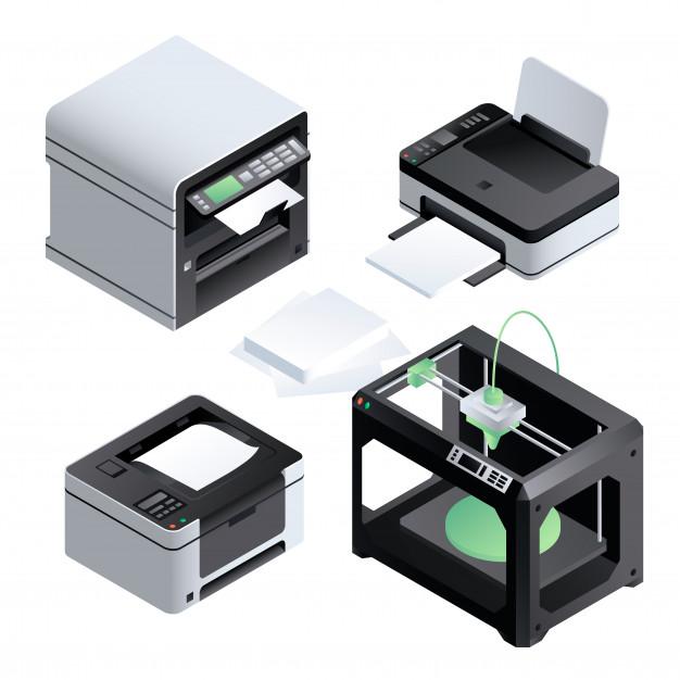 Barvni laserski tiskalnik za največjo kakovost tiska
