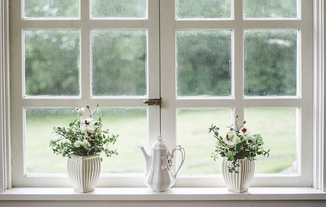 Za okna PVC odpira različne možnosti za ureditev prijetnega bivalnega okolja