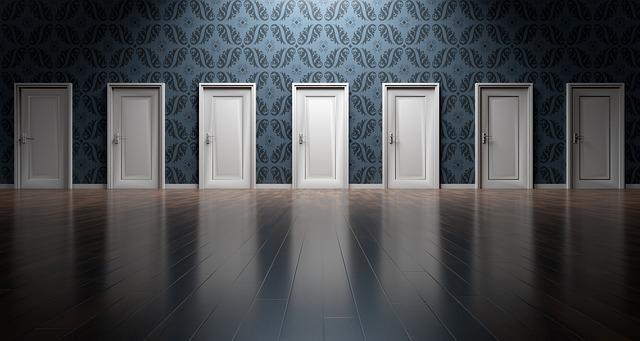 PVC vrata so le ena možnost, na izbiro so mnoge alternative