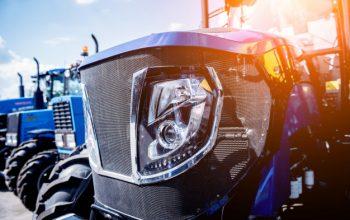 traktorske luči