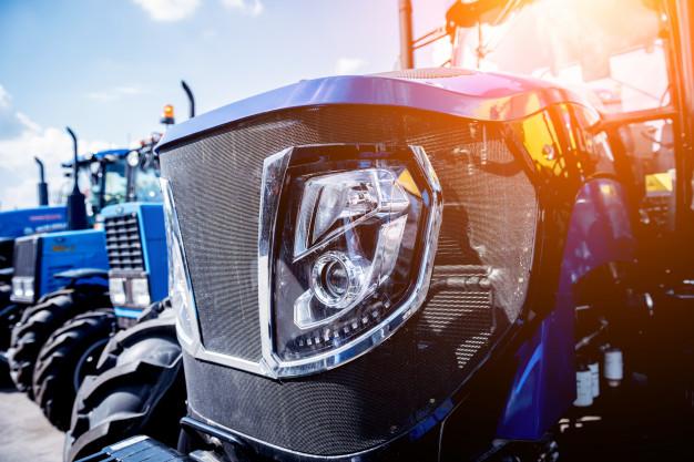 S traktorskimi lučmi do boljše vidljivosti